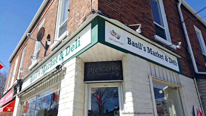Basil's Market & Deli Ontario Daycation