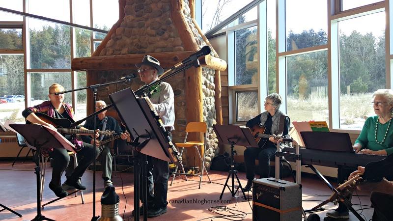 Ganaraska Forest Centre Musicians Ontario Daycation