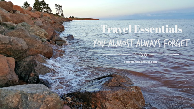 Travel Essentials You Almost Always Forget