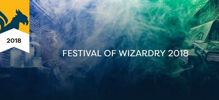 Calling All Geeks! Come Experience The Magic Of The Festival Of Wizardry!