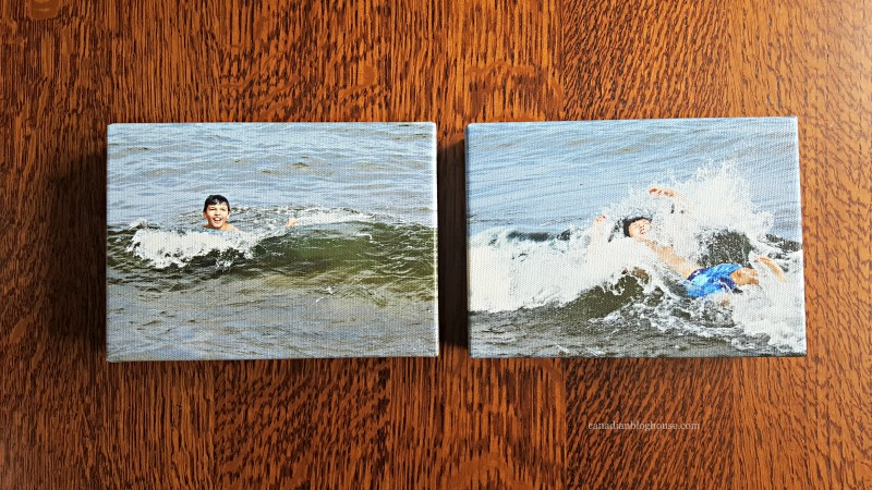 Two Canvas Prints From Posterjack that will make mom's day