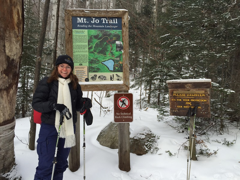Snowshoeing in the Adirondacks Road Trips