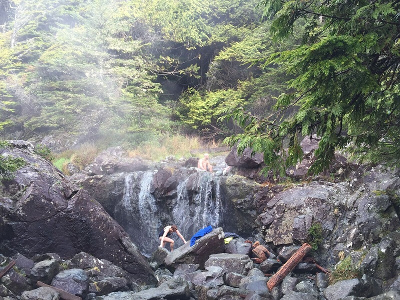 Hot Springs Cove Tofino experience