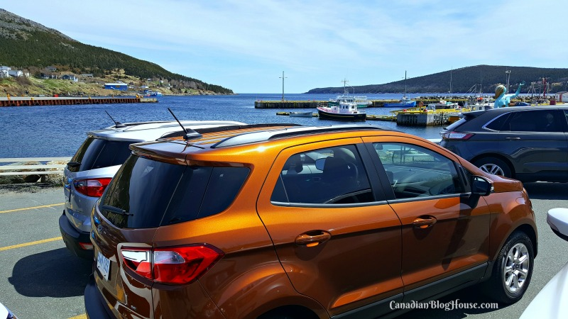 St. John's Newfoundland in 36 hours Ford EcoSport experience