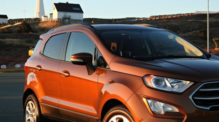 How To Rock St. John's Newfoundland In 72 Hours #FordEcoSport