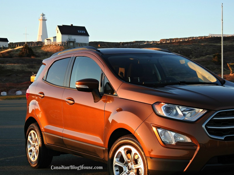 St. John's Newfoundland in 72 hours Ford EcoSport experience