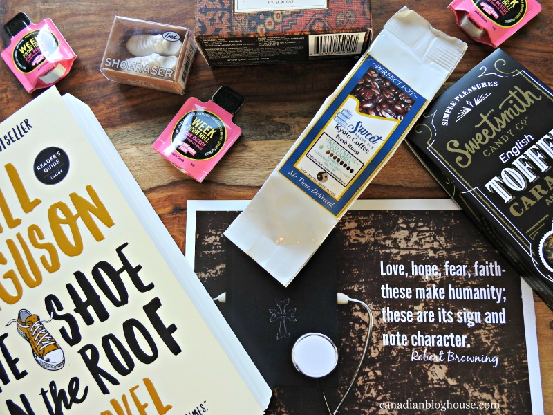 Sweet Reads Subscription Box