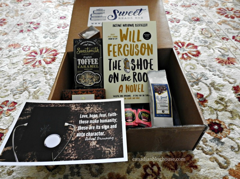 Subscription to Sweet Reads Subscription Box
