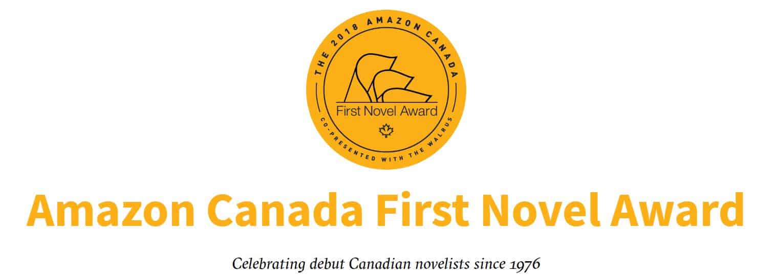 Amazon Canada First Novel Award