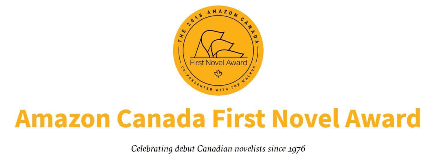 Amazon Canada First Novel Award