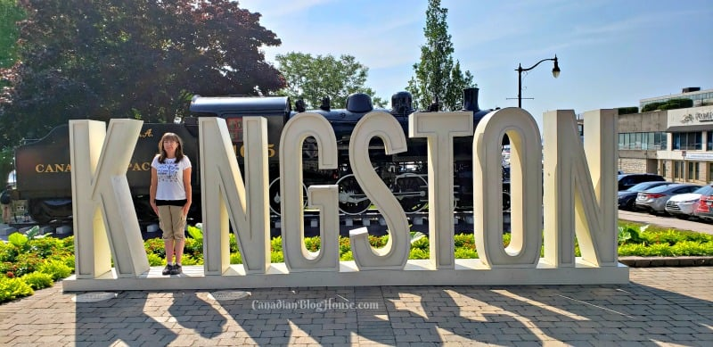 vacation in historic downtown Kingston