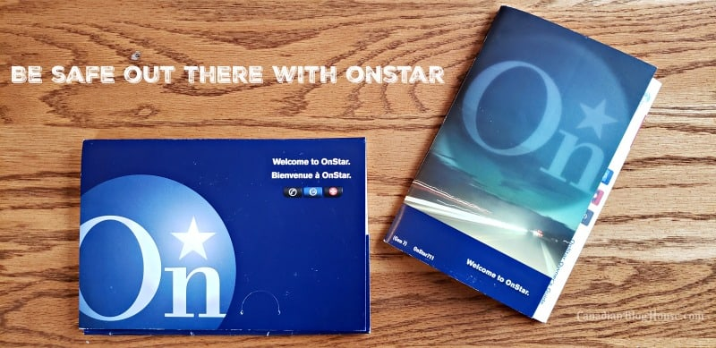 Be Safe Out There With OnStar - Onstar Manuals