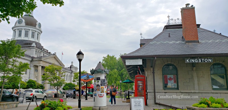 Kingston Visitor Information Centre in Historic Downtown Kingston