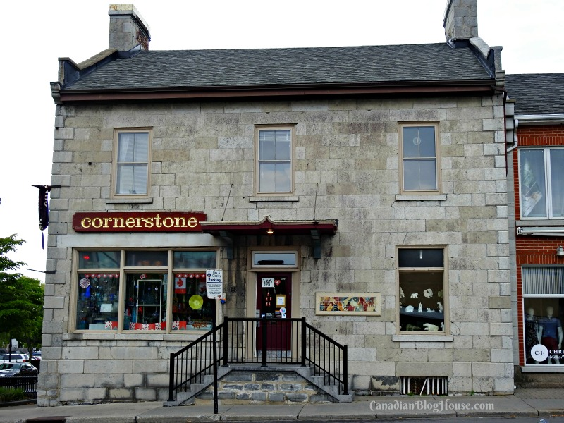 Conerstone in Historic Downtown Kingston