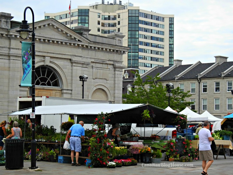 Springer Market Square in Historic Downtown Kingston