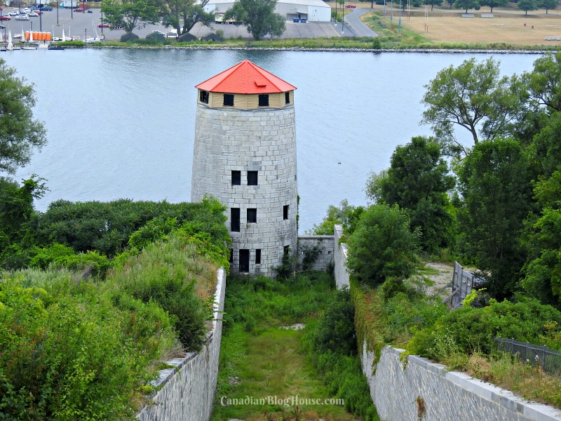 Martello Tower in Historic Downtown Kingston