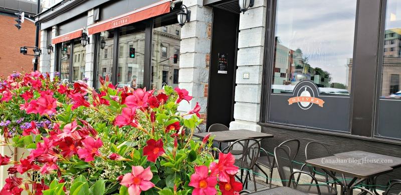 Olivea Restaurant in Historic Downtown Kingston