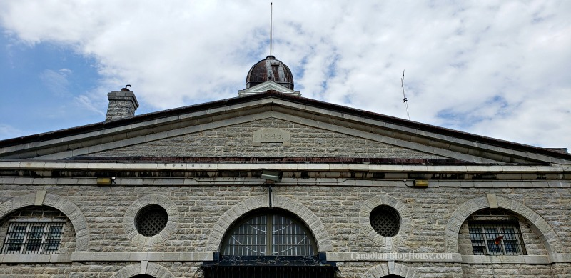 Kingston Penitentiary in Historic Downtown Kingston