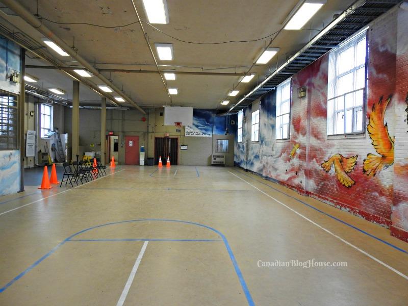 Kingston Penitentiary Gym in Historic Downtown Kingston