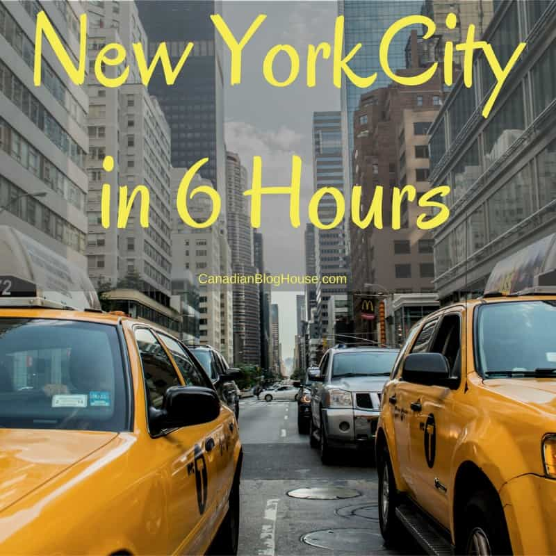 New York City In 6 Hours
