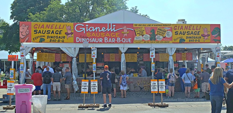 Gianelli Sausages at the Great New York State Fair