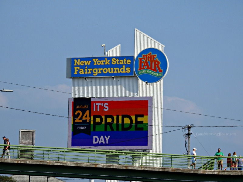 The Great New York State Fair Pride Day