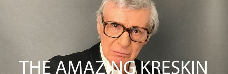 The Amazing Kreskin Still Amazing