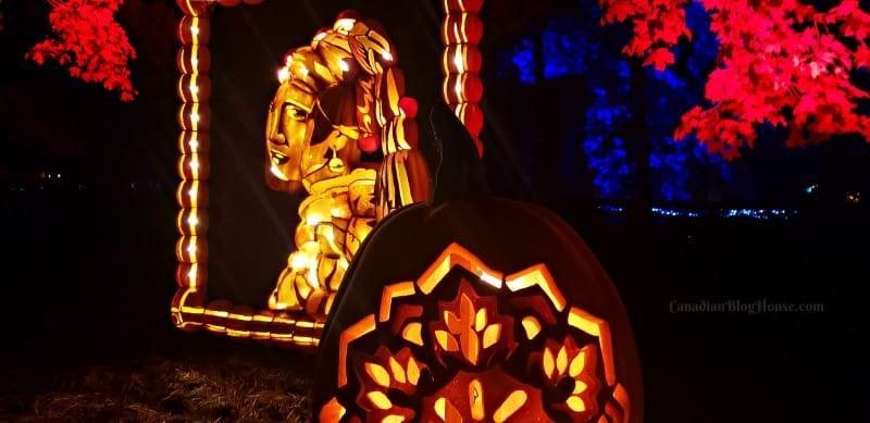 Pumpkinferno Handcrafted Pumpkins Artwork
