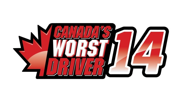 Canada's Worst Driver Logo