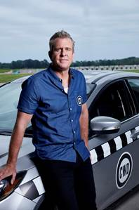 Andrew Younghusband host of Canada's Worst Driver on Discovery Canada