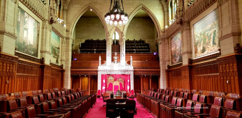 Behind-The-Scenes Tours Parliament Hill