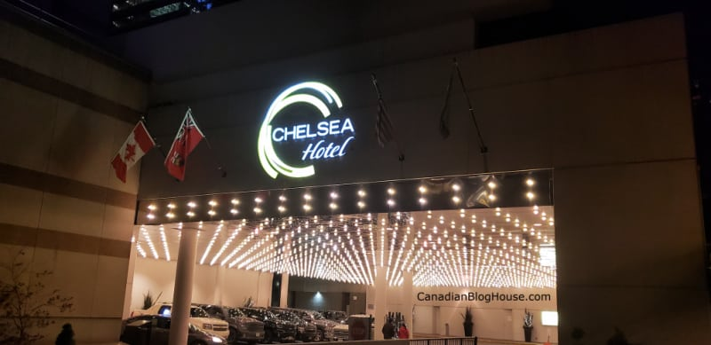 Chelsea Hotel Toronto perfect hotel experience