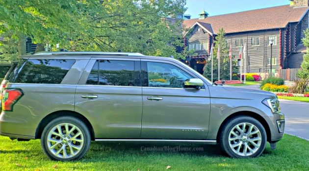 Ford Expedition Ottawa by car