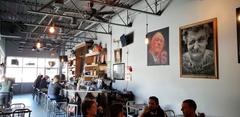 Epic Experiences In Cortland New York Rex's Pasta Interior