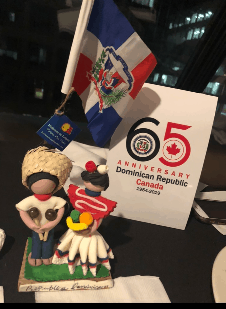 Dominican Carnival Night Air Canada Prize