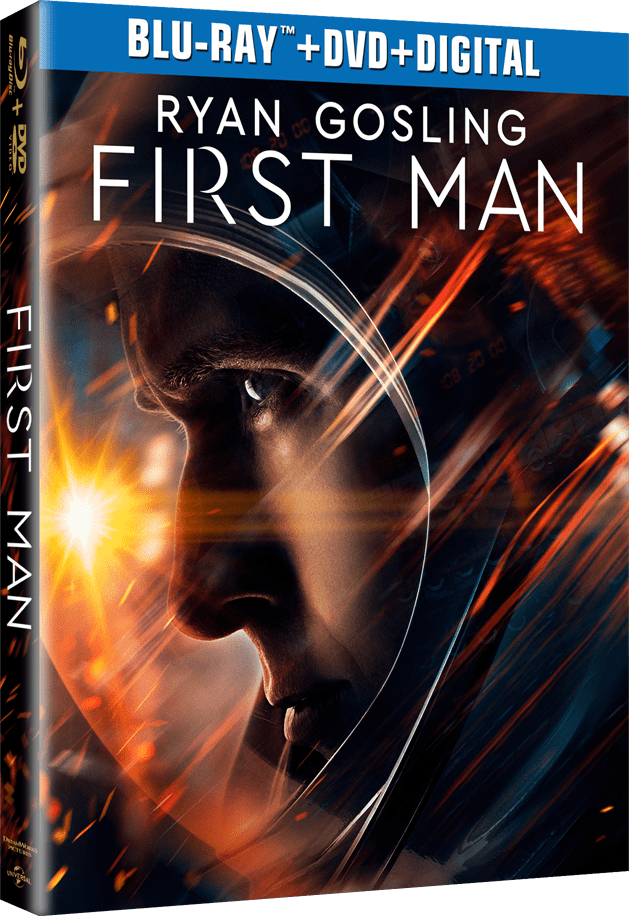 First Man - Neil Armstong's riveting journey to the moon