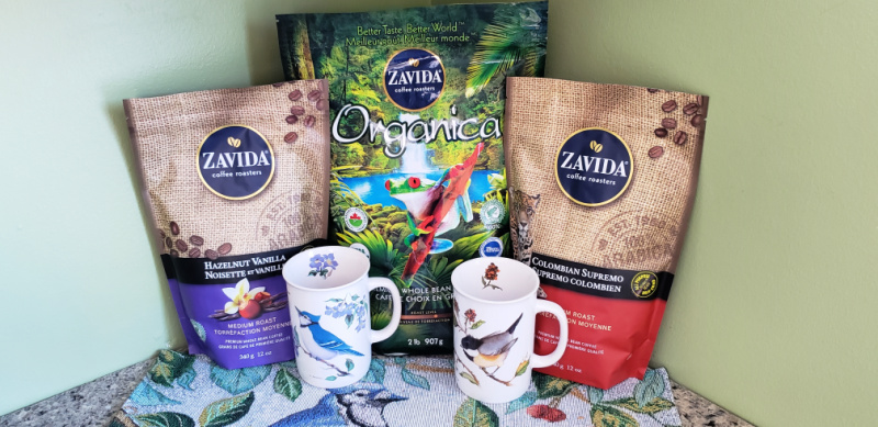 Love Zavida Coffee tropical varieties