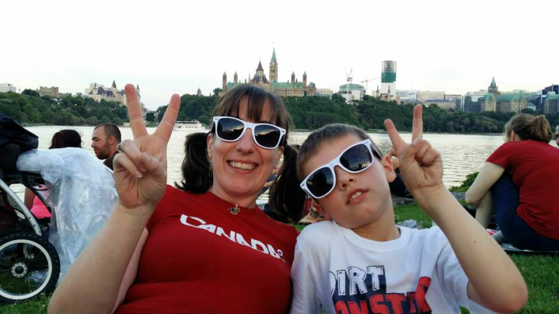 celebrate Canada Day on Parliament Hill