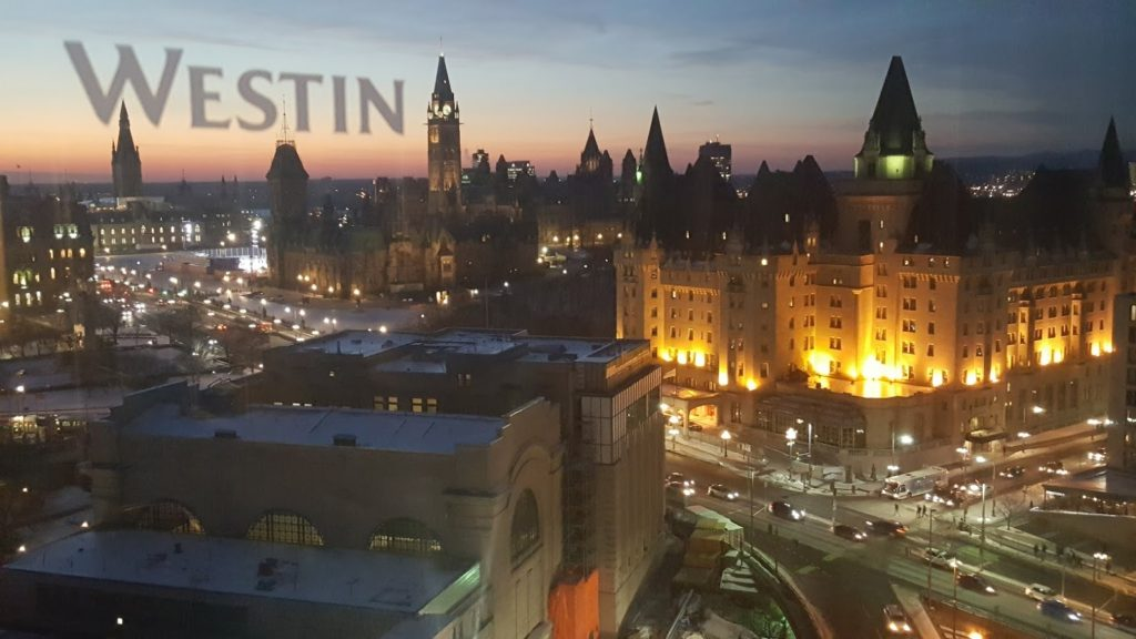 Downtown Ottawa Hotels