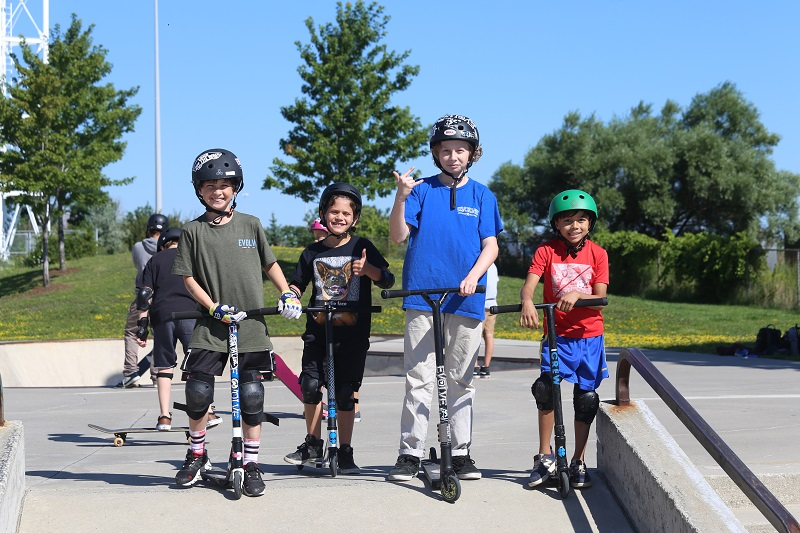 a22586f5 Evolve Camps – The Epicentre Of Canadian Action Sports Camps