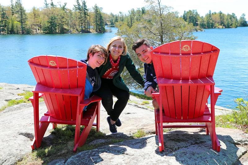 Parks Canada 2019 Youth Ambassadors