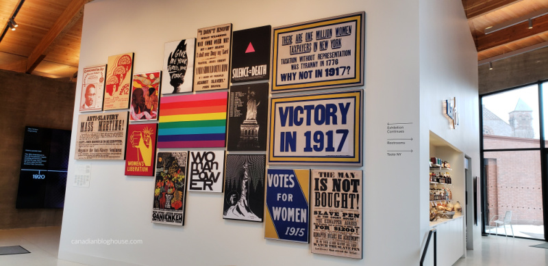 Tour Cayuga County Equal Rights Center