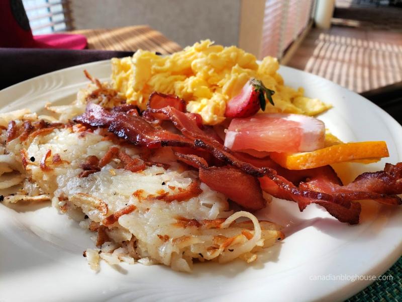 Omni Corpus Christi Hotel breakfast