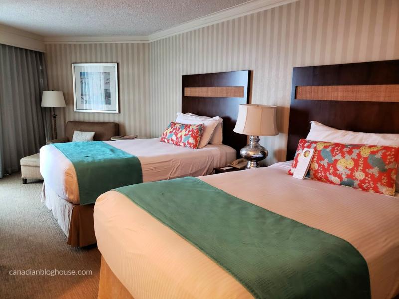 Omni Corpus Christi Hotel room