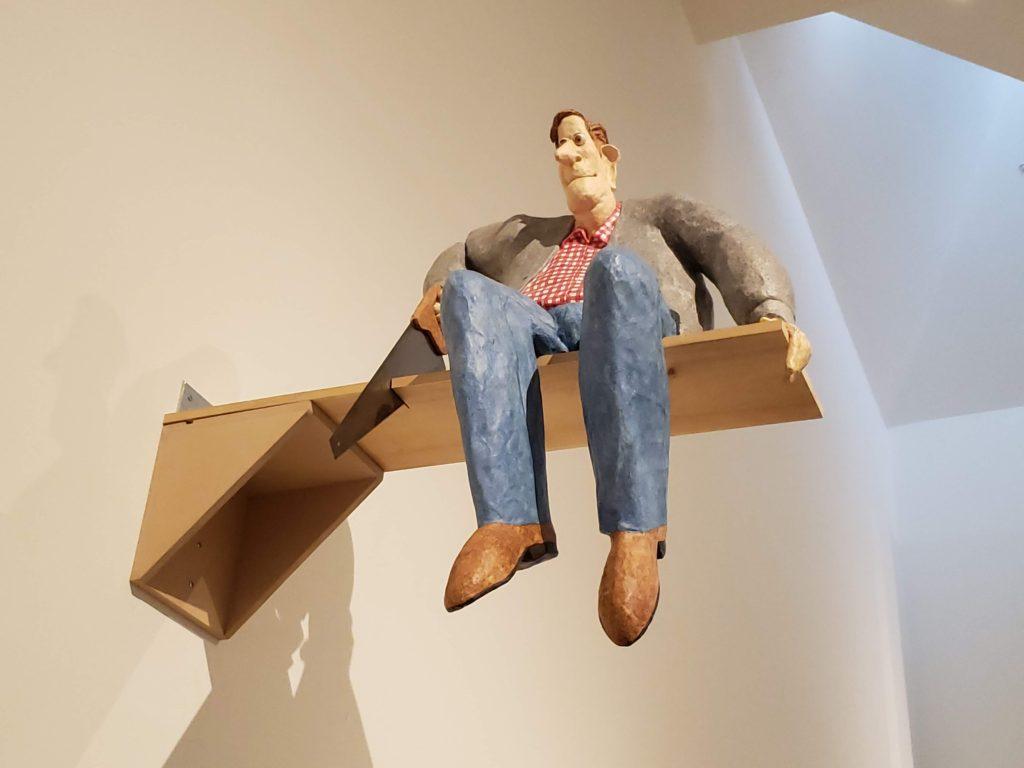 Corpus Christi Art Museum of South Texas Tool Exhibit