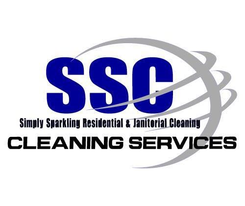 SSC Maintenance Services Logo Professional Home Cleaners Ottawa